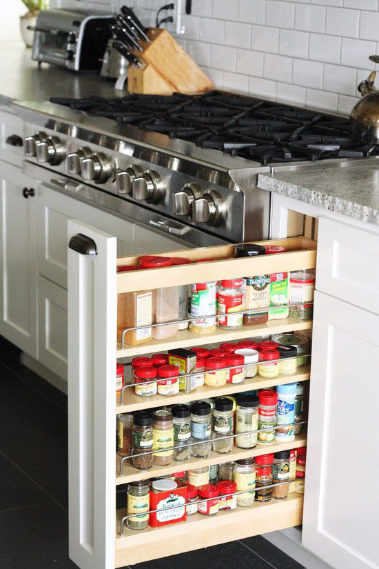 If You Can Not Find A Place To Put Your Spices But You Want To Be In A  Place Where You Can Reach Easily These Cabinets Are For Youu2026