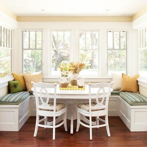CREATE A SPECIAL DINING FIELD TO YOUR KITCHEN