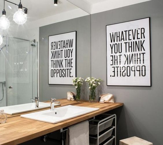 CREATIVE STORAGE IDEAS FOR BATHROOMS