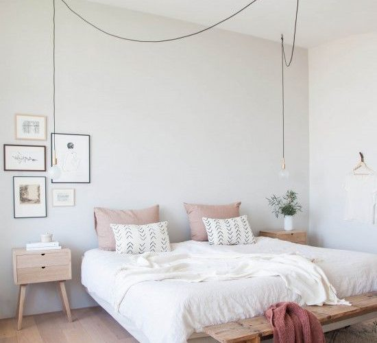 SUGGESTION FOR BEDROOM DECORATION: MINIMALIST STYLE