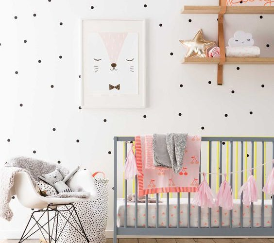 DECORATING ADVICE FOR SMALL BABY ROOMS