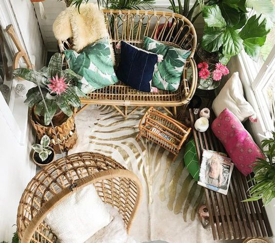 FANTASTIC SUMMER TRIPLE: LINEN – WICKER – BAMBOO
