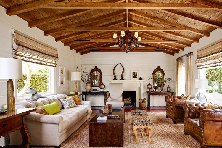 5 SIMPLE WAYS OF REFLECTING SPANISH STYLE DECORATION TO YOUR HOUSE