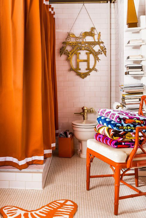 We All Love The Brave Colors But As We Say When It Comes To Home Decor We Hesitate To Use Vibrant And Ambitious Colors Lets Get Some Nostalgia And Go