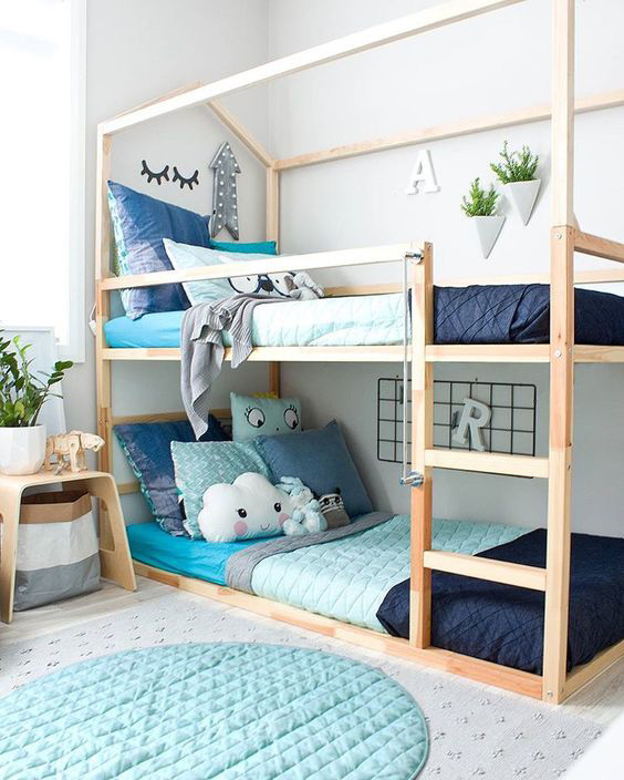 Brilliant Bedroom Decoration For Twins Cosmicdecor Download Free Architecture Designs Grimeyleaguecom