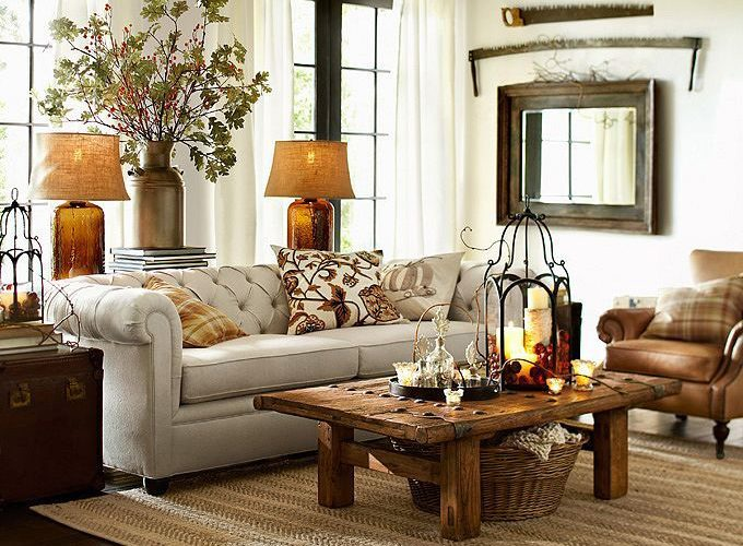 DECORATION TRENDS FOR AUTUMN